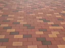 烧结铺路砖
